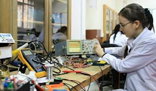 Elektronik Teknolojisi iş imkanları