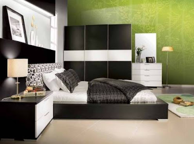 KUmpulan Desain Interior Kamar Tidur Kontemporer Menakjubkan