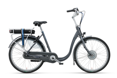 Batavus e-bike lage instap