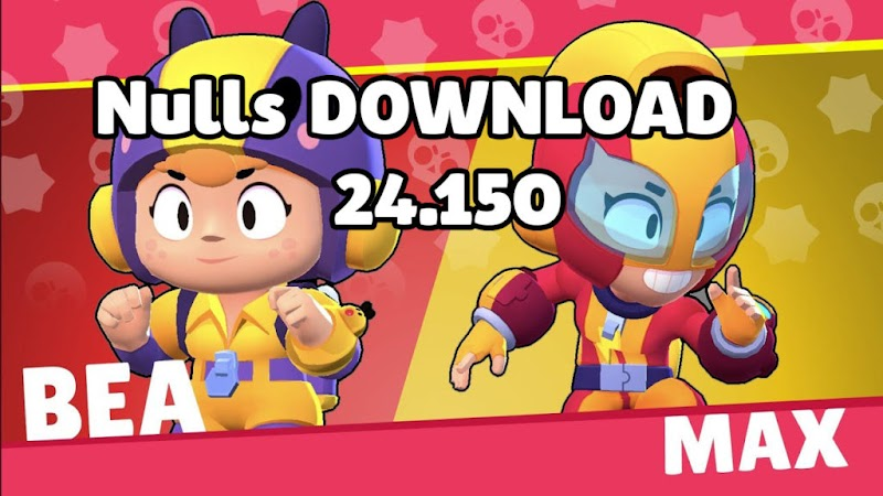 Download Brawl Stars v.24.150 with the new fighters Max and Bea