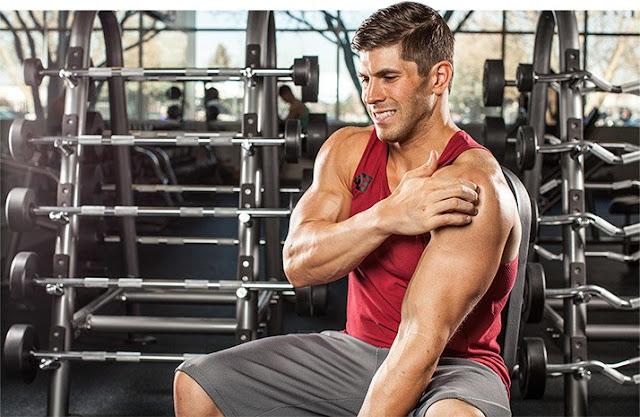 هل ممارسة تمارين كمال الأجسام تؤثر على صحة المفاصل