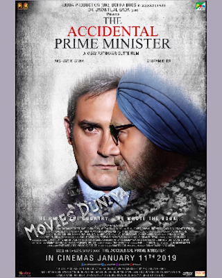 The Accidental Prime Minister 2019 Full Movie HD 720p Download