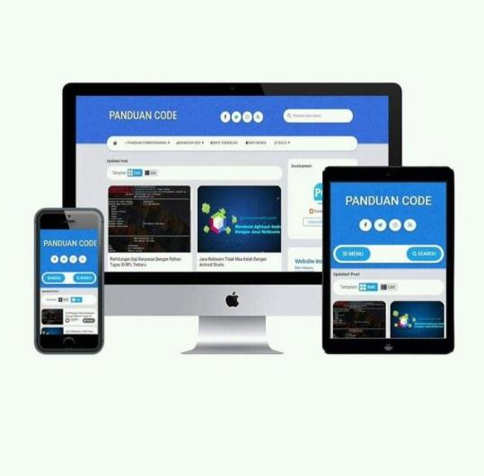 Blog Panduancode website belajar pemrograman untuk pemula