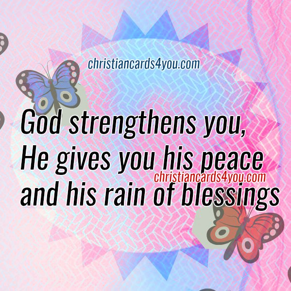 Free motivational christian quotes of the day, christian images by Mery Bracho with messages.