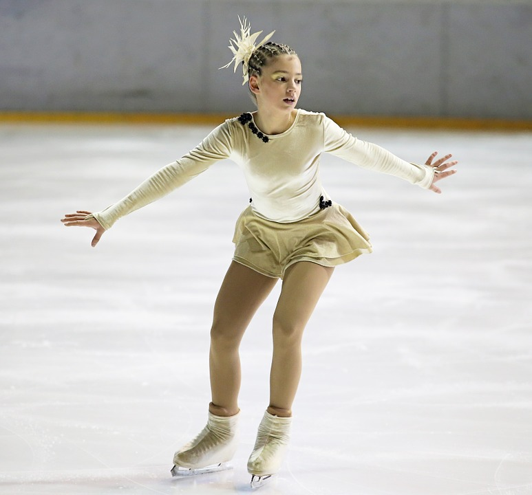3 Figure Skaters Who Can Easily be Mistaken for Professional Models