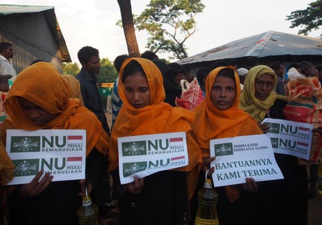 Bantu Etnis Rohingya, NU Bakal Bangun Pasar di Rakhine