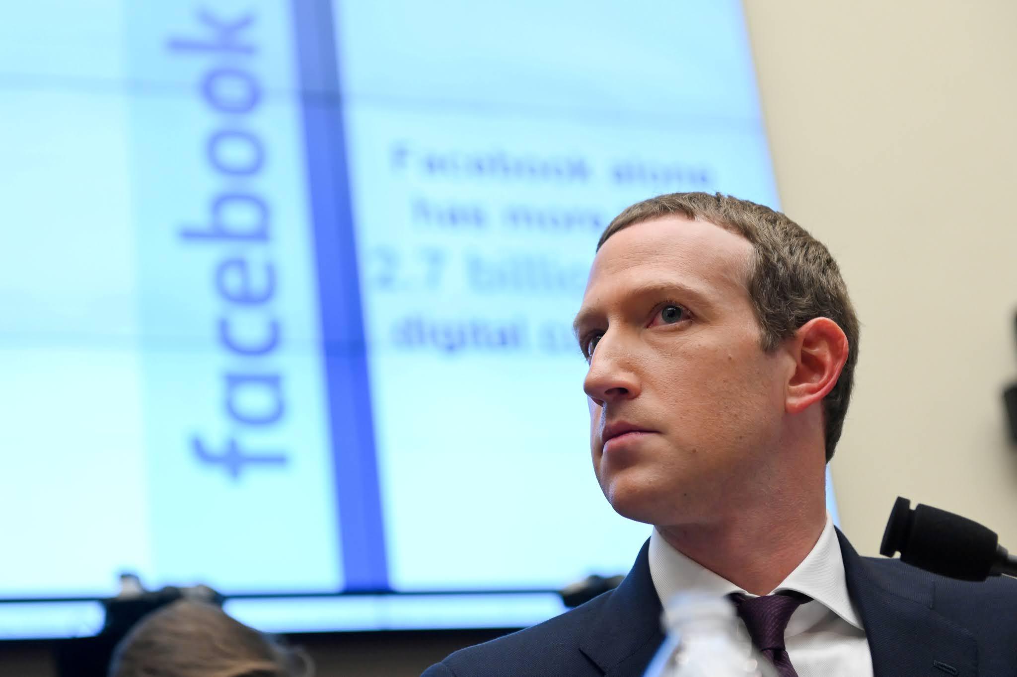 Estados Unidos demandó a Facebook por monopolio