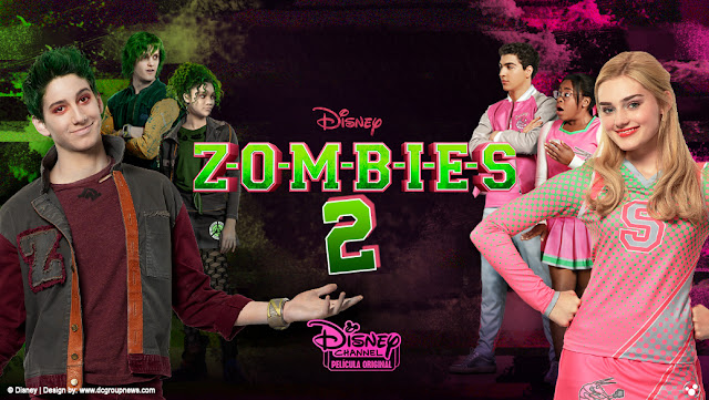 Zombies 2: poster