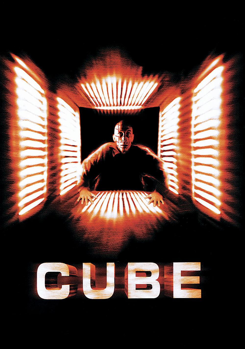 Cube [1997] [DVDR] [NTSC] [Subtitulado]