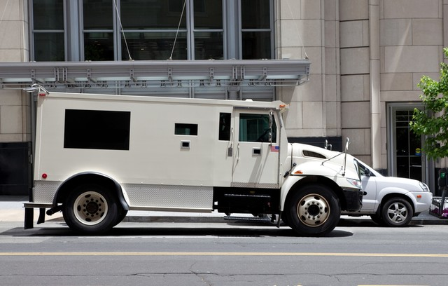 Armored Security Transport