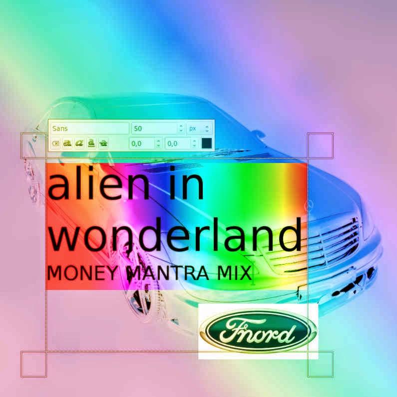 PSEUDOBRUITISMUS AFRICAMUS: Alien In Wonderland: MONEY