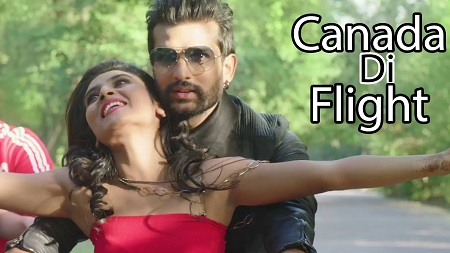 Canada Di Flight Navraj Hans New Punjabi Songs 2016 Yuvraj Hans Latest Movie Music Videos