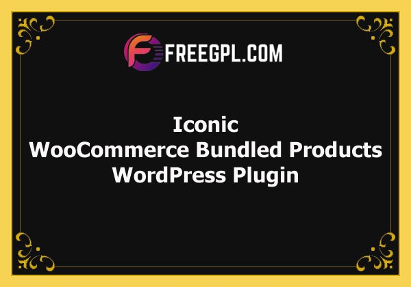 Iconic WooCommerce Bundled Products Free Download