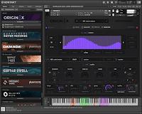 Download Artistry Audio Origin X v1.11 KONTAKT Library for free
