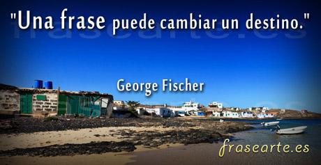Citas para la vida, George Fischer