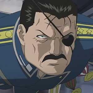 King Bradley (Fullmetal Alchemist)