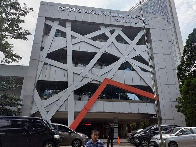 Perpustakaan Umum Daerah Provinsi DKI Jakarta