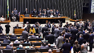 Deputados Federais são alvo de ação da Polícia Federal no Congresso