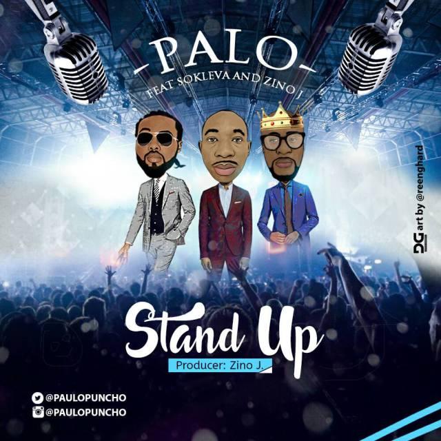 Music:  Stand Up - Palo Ft. Sokleva & Zino J