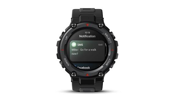 Amazfit T-Rex Pro - Segundo smartwatch robusto da empresa