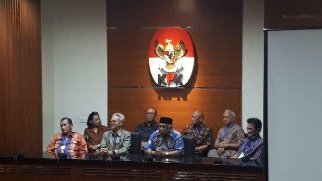 Nah Kan! Buntut Penonaktifan Novel Baswedan dkk, 8 Eks Pimpinan KPK Sampai Turun Gunung