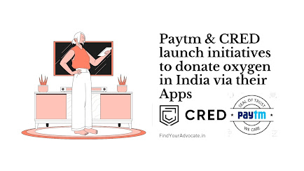 Paytm and Cred launch initiatives to donate Oxygen