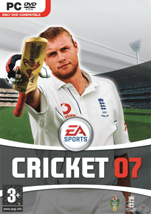 This Is H5N1 Cricket Simulation Sports Video Games Developed By HB Studios And Published By  EA Sports Cricket 07 Download PC Game