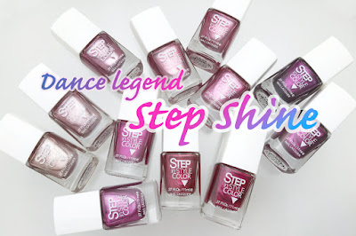 Dance Legend Step Shine Collection