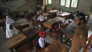 Sekolah Tatap Muka Diizinkan di 163 Daerah Zona Kuning Corona, Ini Daftar dan Syarat yang Wajib Dilakukan