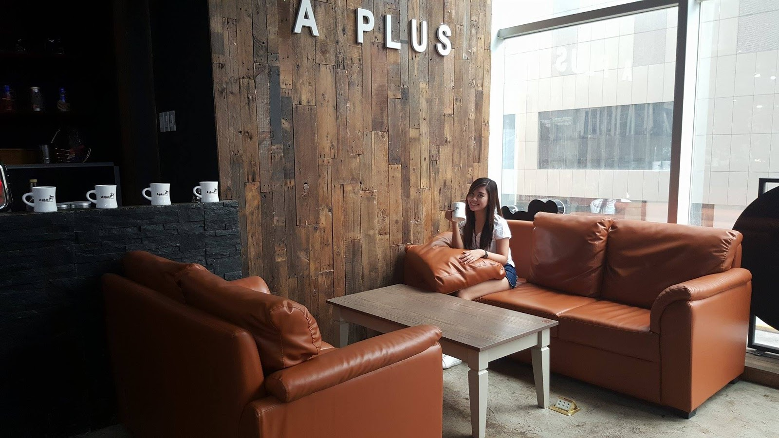 Cafe Destination: A Plus Cafe And Coffee House At Ayala Center Cebu