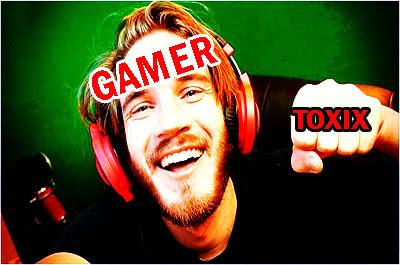 Alasan dan ciri ciri gamer toxic