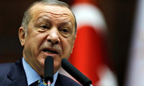 O υπάλληλος των «γνωστών» Ερντογάν: «Δεν μπορούμε να αποφύγουμε τον πόλεμο στα μέτωπα της Συρίας, Λιβύης και Μεσογείου»