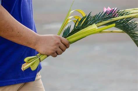 Virágvasárnapi Istentisztelet - Palm Sunday Worship service - 2021. március 28.