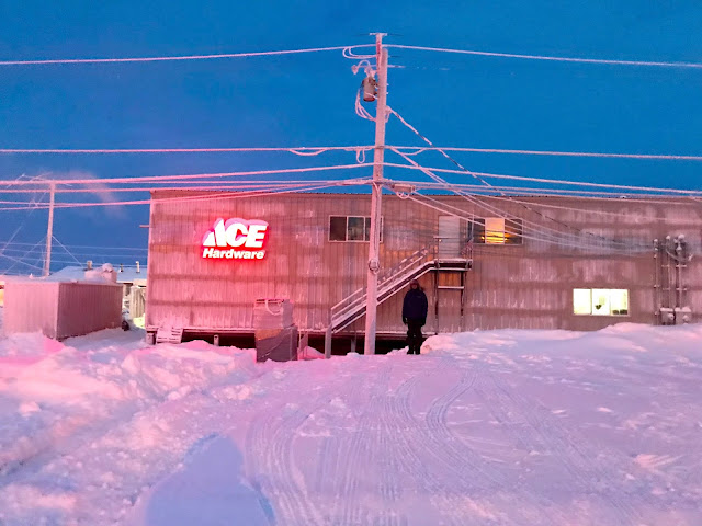 Ace Hardware - Top of the World, 1611 B Okpik St, Utqiagvik, AK 99723 (C) 2020 Supratim Sanyal