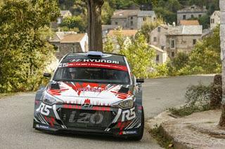 Pilotul Hyundai WRC Hayden Paddon va concura cu noua generatie i20 R5 in cadrul Raliului Sanremo