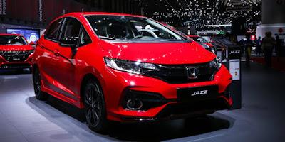 Daftar Tipe Harga Honda Jazz