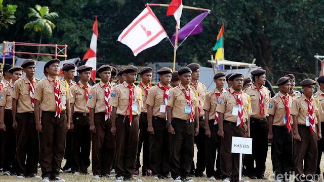 Sejarah Lahirnya Hari Pramuka di Indonesia