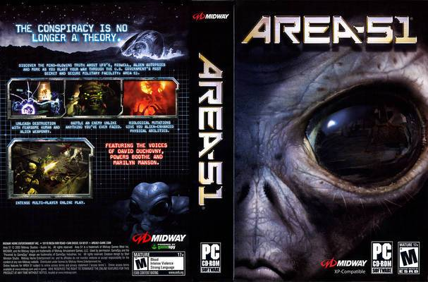 Area 51 Pc Game Minimum System Requirements   Fandifavi com