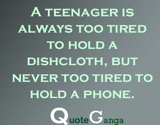 Funny Quotes On Teenagers Quoteganga