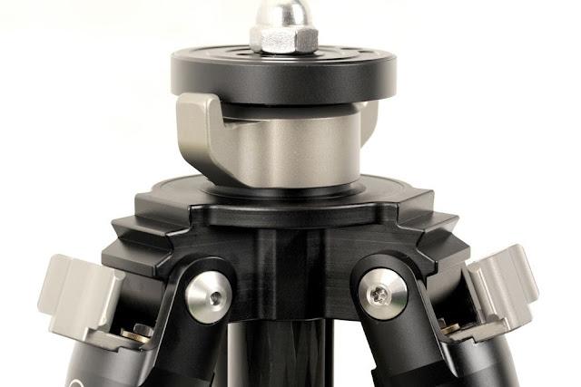 Sunwayfoto T2C40C leg angle locks