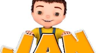 jan cartoon
