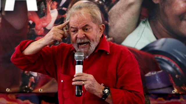 Aceptan nueva denuncia penal contra Lula da Silva por corrupción