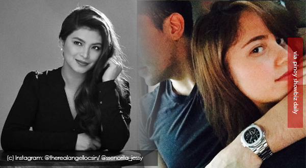 Angel Locsin to make a guest appearance in Banana Sundae where Jessy Mendiola is a mainstay?