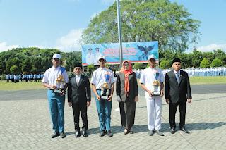Bupati Lumajang Pimpin Upacara Hari Kesaktian Pancasila