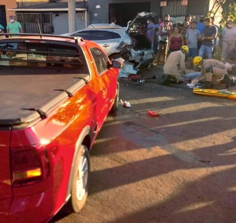 Rio Verde: Policial aposentado é preso por dirigir embriagado e provocar acidente