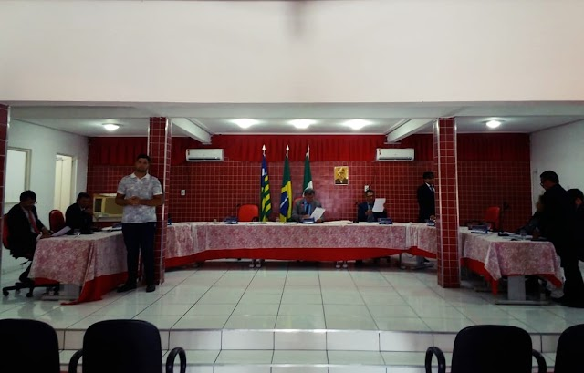 Câmara de Pimenteiras inicia trabalhos legislativos de 2020