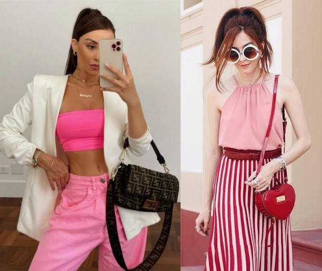 Guia Como usar rosa e ficar estilosa, Agtha Braga, Flavia Desgranges