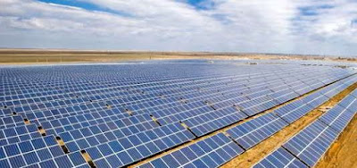 Ucraïna planeja revitalitzar el 'desert de Txernòbil' amb energia solar