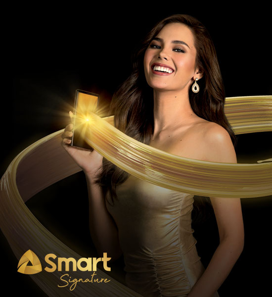 Miss-Universe-Catriona-Gray-Smart-Signature-Plan-Endorser
