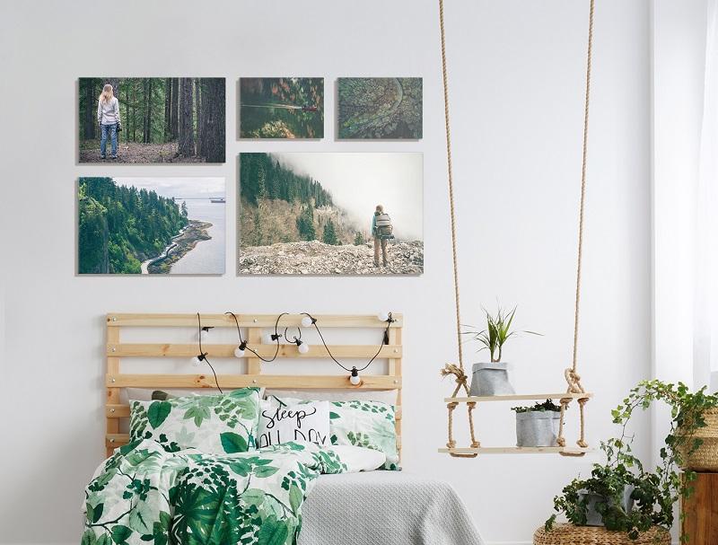 Creating a Photo Canvas Print